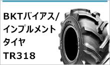 BKTバイアス/インプルメントタイヤ TR318
